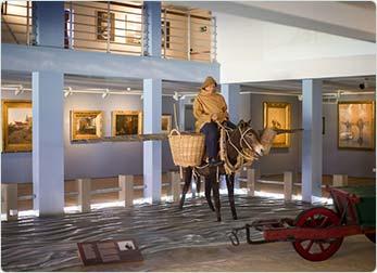 Musée de la pêche à Oostduinkerke