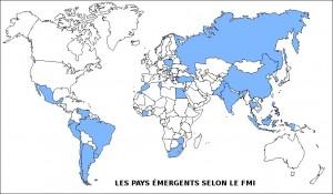 pays émergents actions
