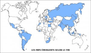 pays émergents actions