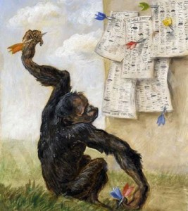 quand les chimpanzée investissent