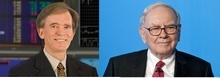 Bill Gross et Warren Buffett