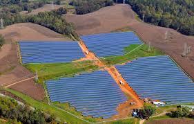 fermes solaires