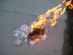 destruction de cash flow