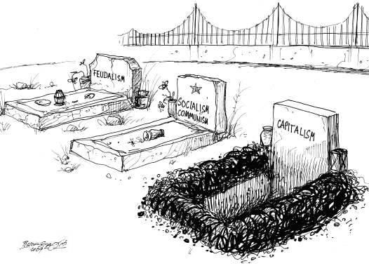 Capitalism Grave