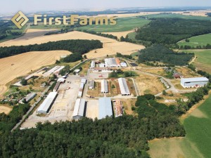first farms installations agricoles en slovaquie