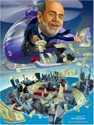 Quantitative easing Bernanke