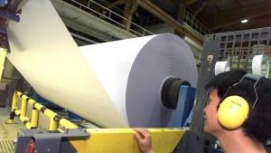 investissement value dans l'industrie papetière