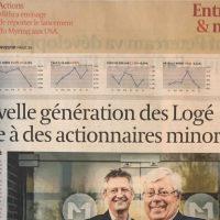 Philippe Logé, actionnaire important de Softimat, ambigu sur la gestion