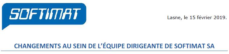 Départs de Bernard Lescot et Pierre Herpain